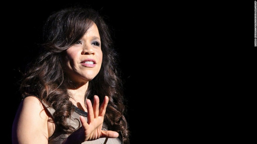 Living in Color: How Rosie Perez Makes EverythingBetter